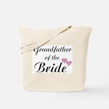 Grandfather of the Bride Tote Bag
