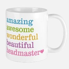 Amazing Headmaster Mugs
