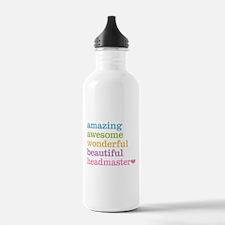 Amazing Headmaster Water Bottle