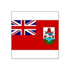 """Cute Bermuda designs Square Sticker 3"""" x 3"""""""