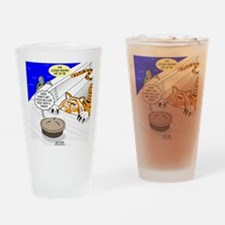 The Life of Pie Drinking Glass
