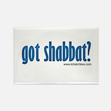 Got Shabbat? Rectangle Magnet