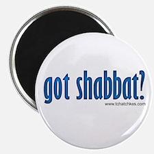 "Got Shabbat? 2.25"" Magnet (10 pack)"