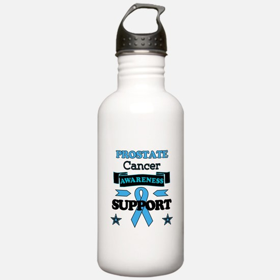 Childhood Cancer Awareness Water Bottle