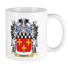 Verity Coat of Arms - Family Crest Mugs