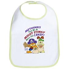 Garfield Stingy Candy Bib