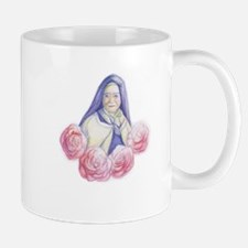 St. Therese bag Mugs