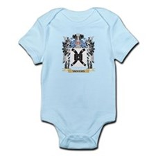 Vickers Coat of Arms - Family Crest Body Suit