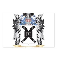 Vickers Coat of Arms - Fa Postcards (Package of 8)
