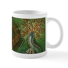 Vintage Segmented Worms, Chaetopoda Mugs