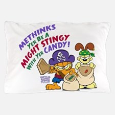 Garfield Stingy Candy Pillow Case