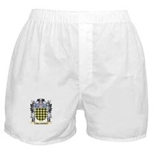 Villanova Coat of Arms - Family Crest Boxer Shorts