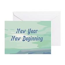 Jewish New Beginning Greeting Cards (Pk of 10)