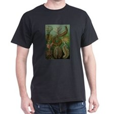 Vintage Segmented Worms, Chaetopoda T-Shirt
