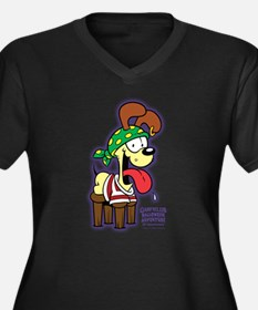 Odie the Stupid Plus Size T-Shirt