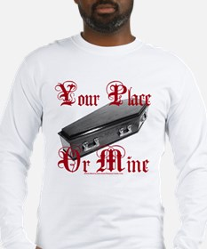 My Coffin Long Sleeve T-Shirt
