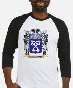 Vlasenkov Coat of Arms - Family Cr Baseball Jersey