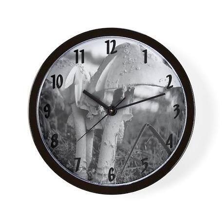 """""""Mushrooms"""" Wall Clock"""