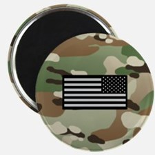 """New Camouflage Pattern with 2.25"""" Magnet (10 pack)"""
