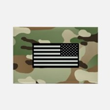 New Camouflage Pattern Rectangle Magnet (10 pack)
