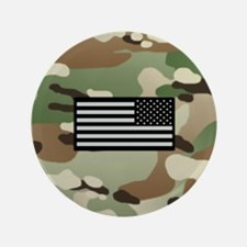 New Camouflage Pattern with IR Flag Button