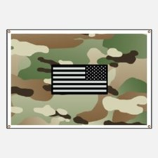 New Camouflage Pattern with IR Flag Banner