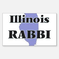 Illinois Rabbi Decal