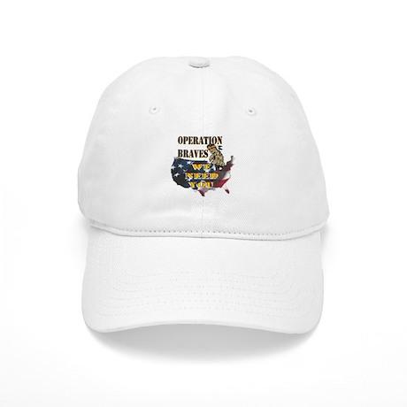 operation braves Cap