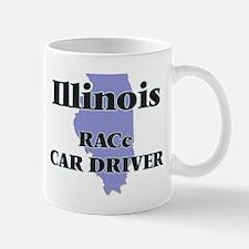 Illinois Race Car Driver Mugs