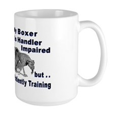 Boxer Agility Mug