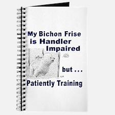 Bichon Frise Agility Journal