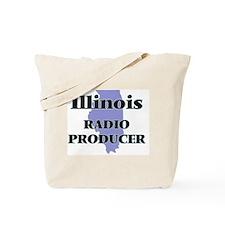 Illinois Radio Producer Tote Bag
