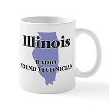 Illinois Radio Sound Technician Mugs