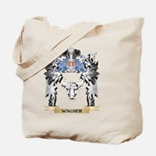 Wagner Coat of Arms - Family Crest Tote Bag