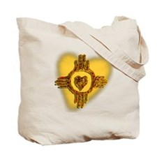 New Mexico Recipes Tote Bag