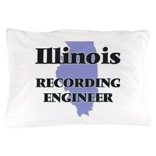 Illinois Recording Engineer Pillow Case