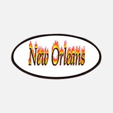 New Orleans Flame Patch