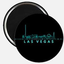 Digital Cityscape: Las Vegas, Nevada Magnet