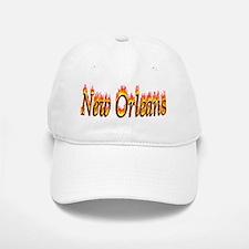 New Orleans Flame Baseball Baseball Baseball Cap