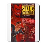 Satan's Daughter Mousepad