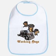 Working Dogs Bib