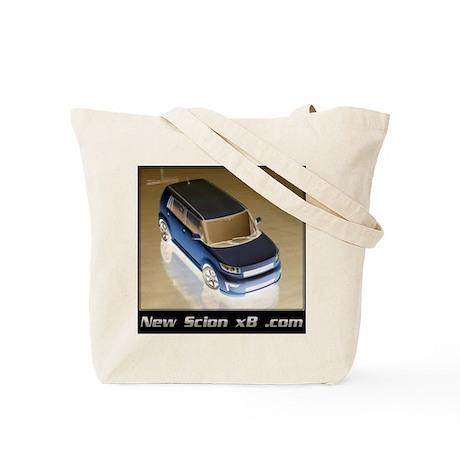 Inverted_xB Tote Bag