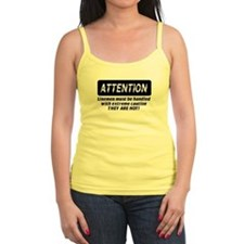 3-Attention Tank Top