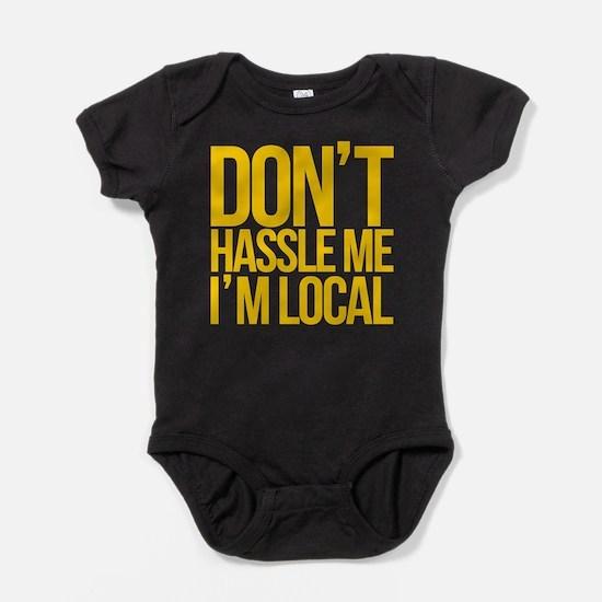 Cute Im im what willis was talking about Baby Bodysuit