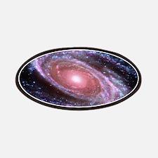 Pink Spiral Galaxy Patch