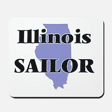 Illinois Sailor Mousepad