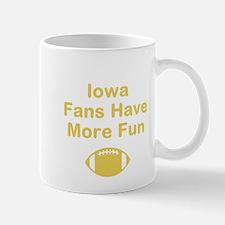 Iowa Fans Have More Fun Mugs