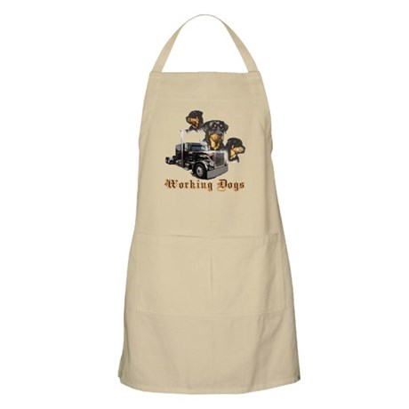 Working Dogs BBQ Apron