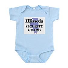 Illinois Security Guard Body Suit
