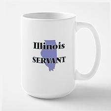Illinois Servant Mugs